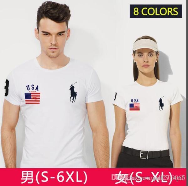 Tee-shirt femme col rond estival à manches courtes
