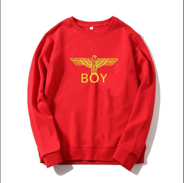 Kids Hoodies 2019 Autumn Children's Clothes Korean Edition Girl Sweater Cartoon New Pattern In Large Child Long Sleeves Bottoming Shirt