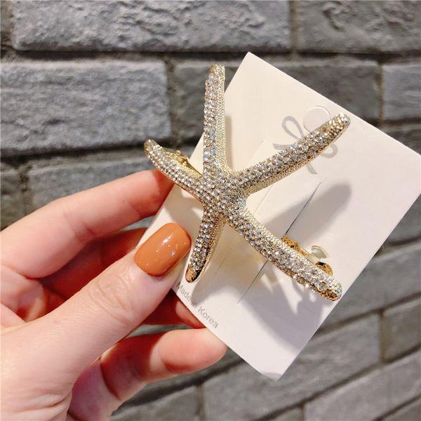 blanco Diamante estrella de mar