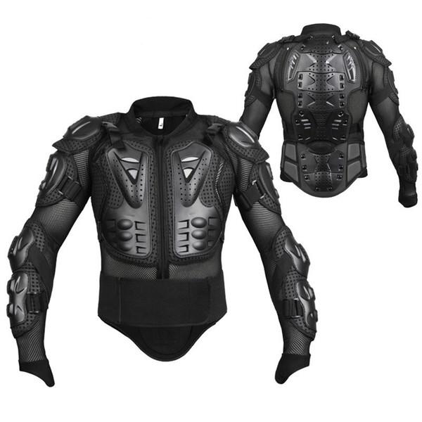 Giacca da motociclista per uomo, giacca MOTO Full Body Spine, protezione torace, equipaggiamento da corsa, giacche, protezione da motocross, tartaruga