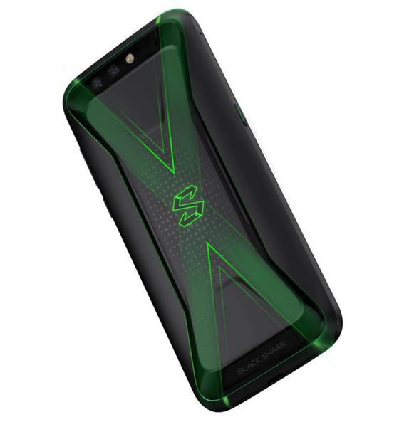 "Original Xiaomi Black Shark Gaming Phone BlackShark 6GB 64GB Snapdragon 845 5.99"" 18:9 Full Screen Octa Core 4000mAh Heisha"