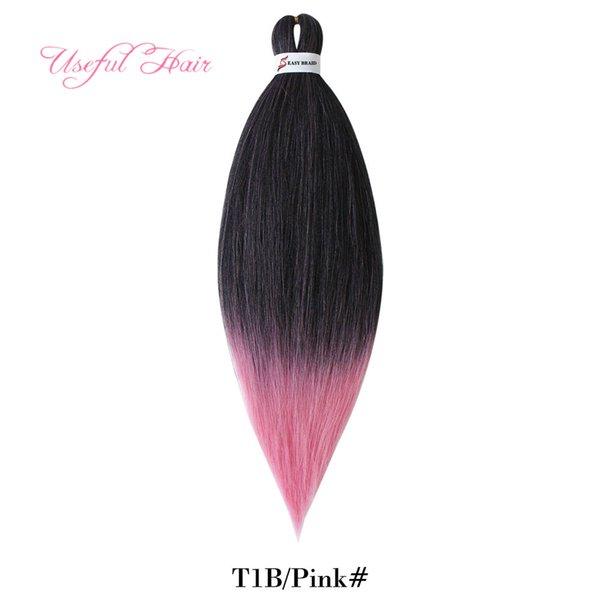 1b / 핑크색