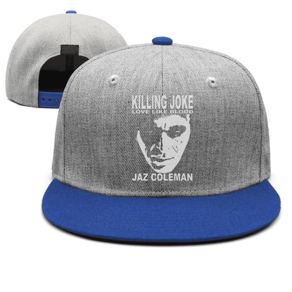 34bc329b923a80 Killing Joke Jaz Coleman Musica Industrial Blue For Men And Women ...