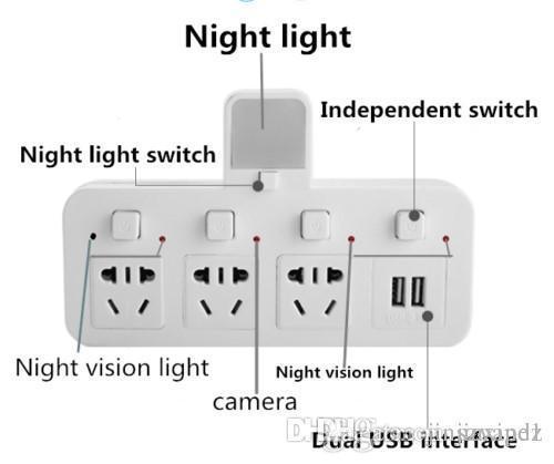 HD 4K WIFI-Buchse Kamera Webcam Remote-Kamera Handy Remote-Echtzeit-Anzeige
