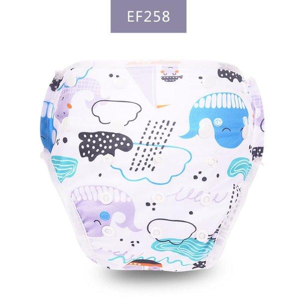 EF258-Swimming Pants