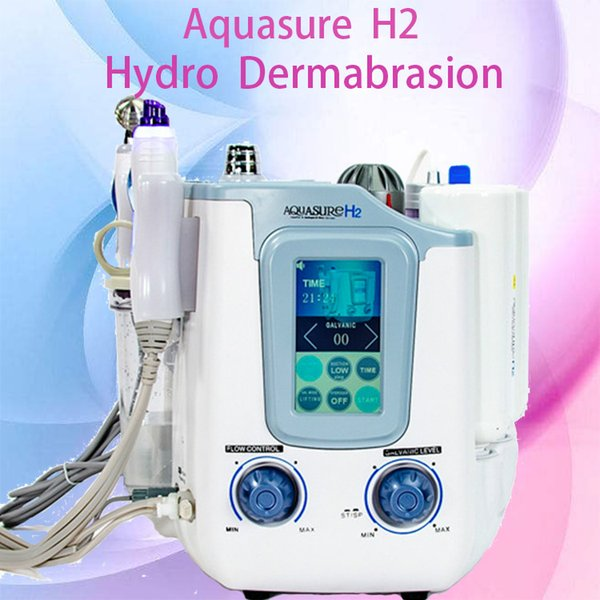 Arrive3 in 1 Hydro Microdermabrasion Hydra Facial Tiefenreinigung BIO Microcurrent Facelifting Hautstraffungsbehandlung Spa Beauty Machine