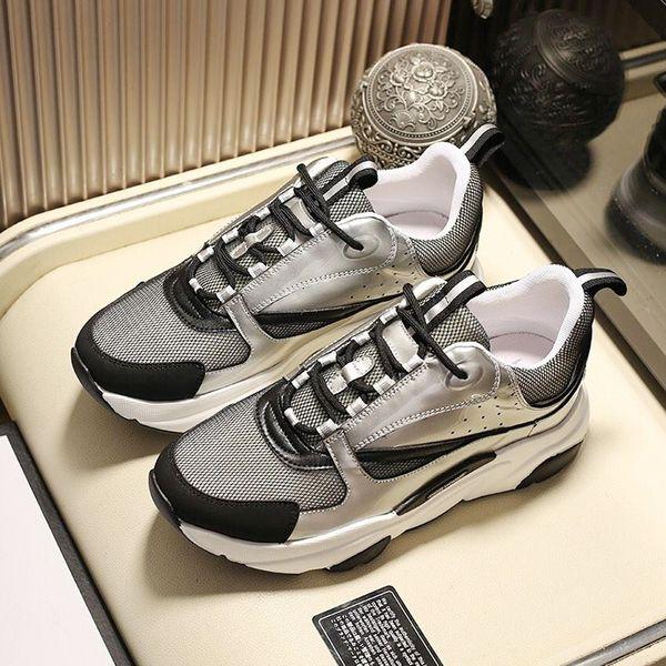 Chaussures de sport respirantes Chaussures de mode pour hommes Chaussures originales avec la boîte d'origine Fintness pour hommes Chaussures pour hommes M # 22 Chaussures de luxe pour hommes
