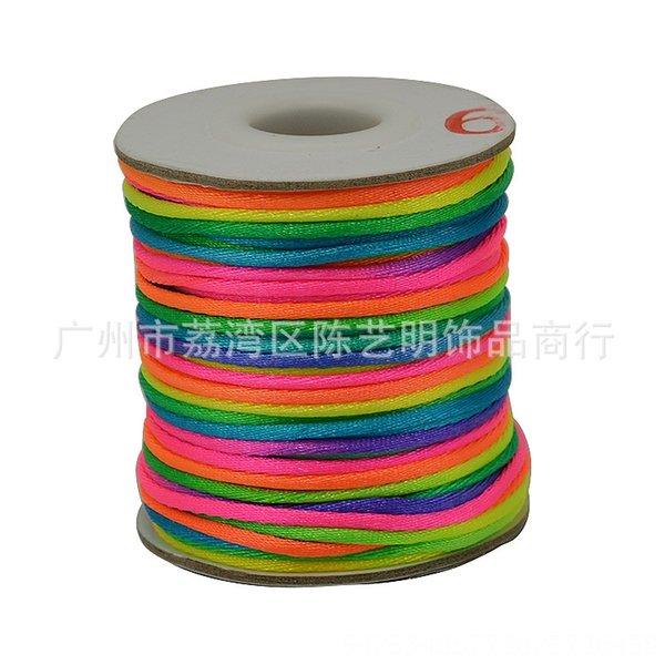 Bunte-Medium Coil Line 6 (ca. 2,0 mm