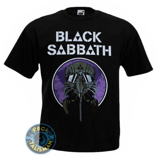 Хард-рок хэви-метал панк-группа Black Sabbath никогда не говорят умереть мужская футболка мужская прохладный повседневная гордость Майка мужчины унисекс