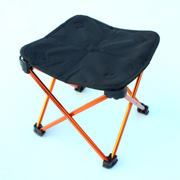 Stupendous Ultra Light Portable Thick Folding Stool Outdoor Folding Chair Sitting Small Mazar Aluminum Fishing Sketch Chair Best Camping Chairs Modern Patio Theyellowbook Wood Chair Design Ideas Theyellowbookinfo