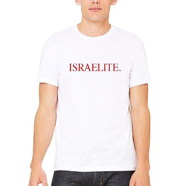 2019 Yaz Moda Sıcak Misky Taş Israelite Kendrick Lamar Lanet Albümü Süper Yumuşak Unisex T-Shirt Tee T gömlek