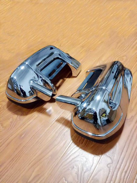 Motorcycle Chrome Lower Vented Leg Fairings Glove Box For Harley Street Electra Road Glide Touring Models Road King Ultra-Class