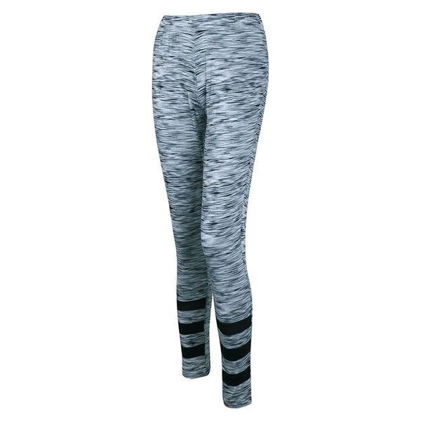 Fitness Leggings Frauen Spring Fashion Striped Print Streetwear Lässige Dünne Leggins Elastische Hohe Taille Workout Legging Weibliche