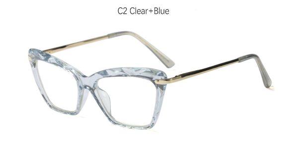 C2 Klar Blau