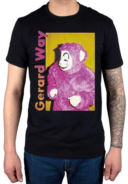 Oficial Gerard Way Lola Dança T-Shirt Novo Merch My Chemical Romance Hesitante Engraçado frete grátis Unisex Casual Tshirt top