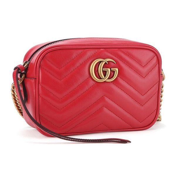 Fashion Love heart V Wave Pattern Satchel Designer Shoulder Bag Chain Handbag Luxury Crossbody Purse Lady Tote bags