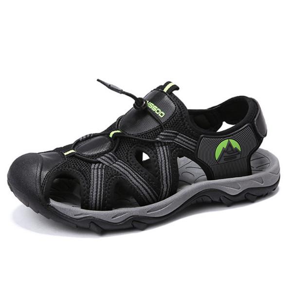 Kostenlose Lieferung Authentische Qualität Männer Waten Gummi Sandalen Air Mesh Strand Quick Dry Outdoors Schuhe Online /; l; l /; l