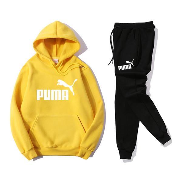 hot sale men tracksuit women casual sport suit jacket gue hoodie pants sweatshirt and pant suit hoodie and pant set sweatsuit trousers