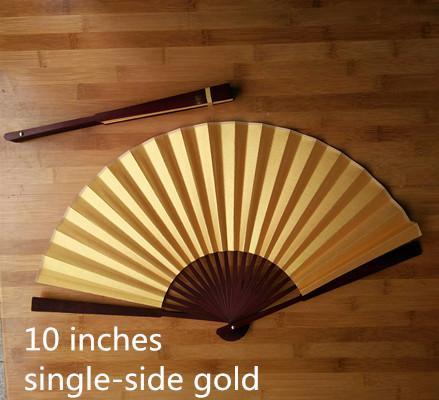 10' ouro de um único lado