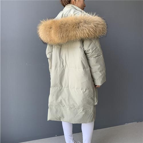 Verde pelliccia di procione 1