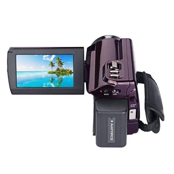 Videocamera digitale per videoregistratore digitale HD DVR 48MP 2160P 4K HD