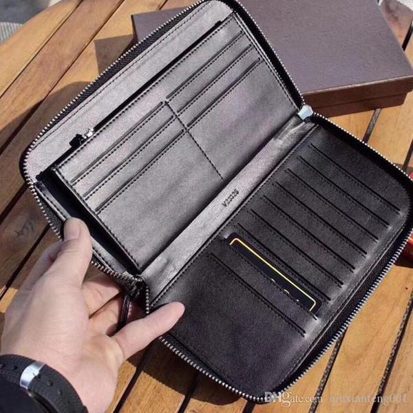 Klassische Mode Brieftasche Designer Luxus-Leder-Produktion praktisch verschleißfeste Männer und Frauen allgemein Freizeit Mode NB: V23325 + sechs