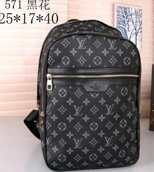 top popular 168SS women men backpacks fashion backpack shoulder bag luggage travel bag Purse 45 colors bags 662 2019