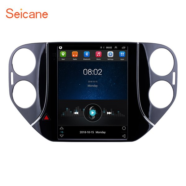 Quad-core Android 6.0 Touchscreen 9.7 inch GPS Navi Car autoradio for 2010 2012 2013-2016 VW Volkswagen Tiguan with USB WIFI support car dvd