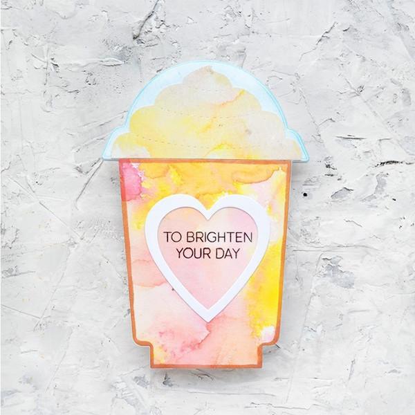 Cold Drink Bottle Die Set Metal Cutting Dies Stencil for DIY Scrapbooking Album Embossing Paper Cards Decorative Crafts Template