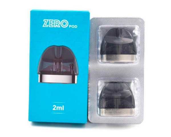 zero pod vape pen cartridge pod system Kit 1.0ohm Coil Head With 2Ml Capacity 2019 the high quality DHL free shipping cost