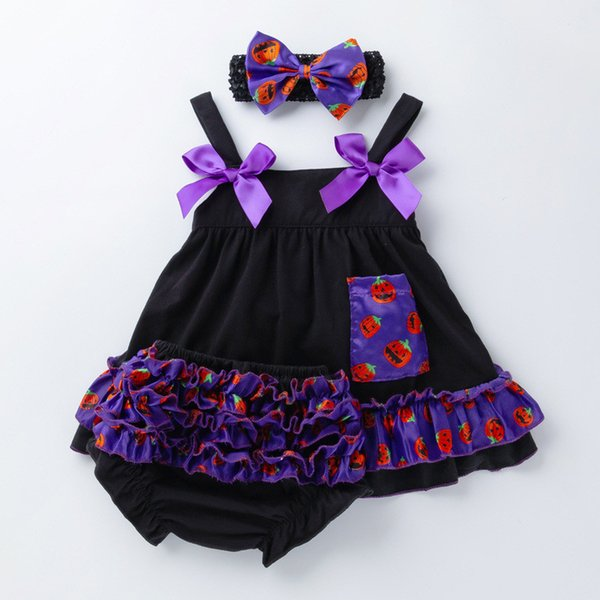 Black Purple Halloween