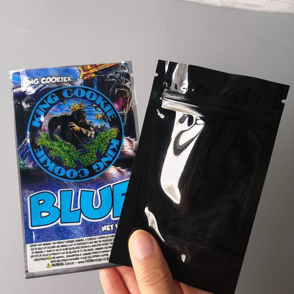 Roi biscuits sacs bleus