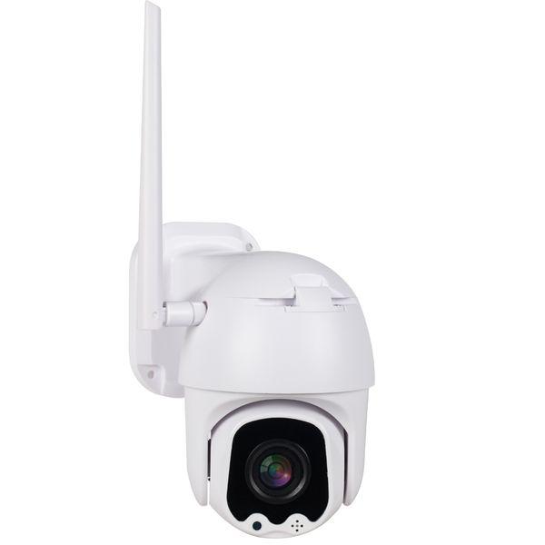 GOING Tech WiFi Wireless PTZ IP-Kamera 4fach optischer Zoom wetterfeste Sicherheit Nachtsicht im Freien