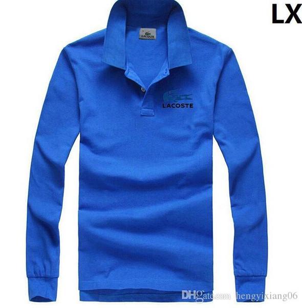 Camisa de polo para niños Mujeres y hombres de verano Camisetas Camisetas de manga larga Mezcla de algodón Casual Polos para niños La mejor calidad S-3XL Kids Polo Shirts lw42739