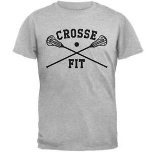 Lacrosse Crosse Fit Herren T-Shirt