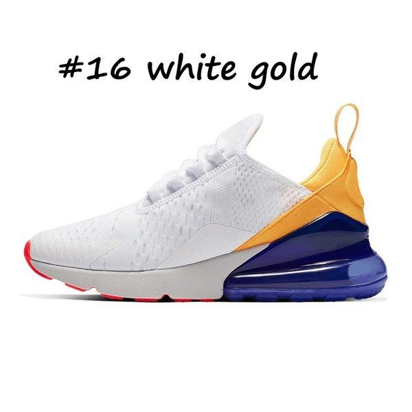 16 white gold