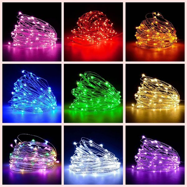 Waterproof Cork Shaped Bottle Stopper Light Glass Wine LED Copper Wire String Lights Xmas Party Wedding Decor 3M 30LED Lamp DH0976-2