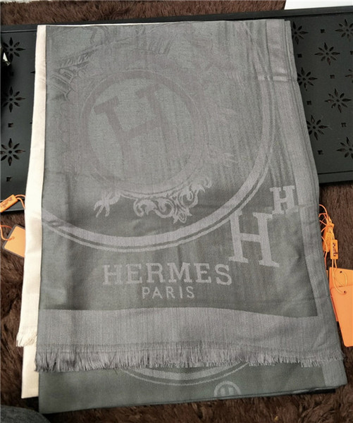 Wholesale classic selling men and women silk cotton scarf shawl vintage classic many colors scarf casual autumn and winter silk shawl