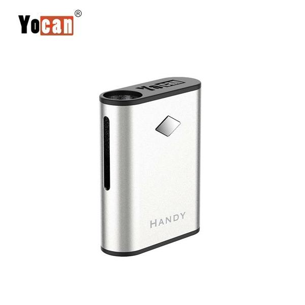 Newest Original Yocan Handy Box Mod 500mAh Preheat Vape Battery With Magnetic Connection Vaporizer Pal 510 Thick Oil Cartridge Authentic dhl