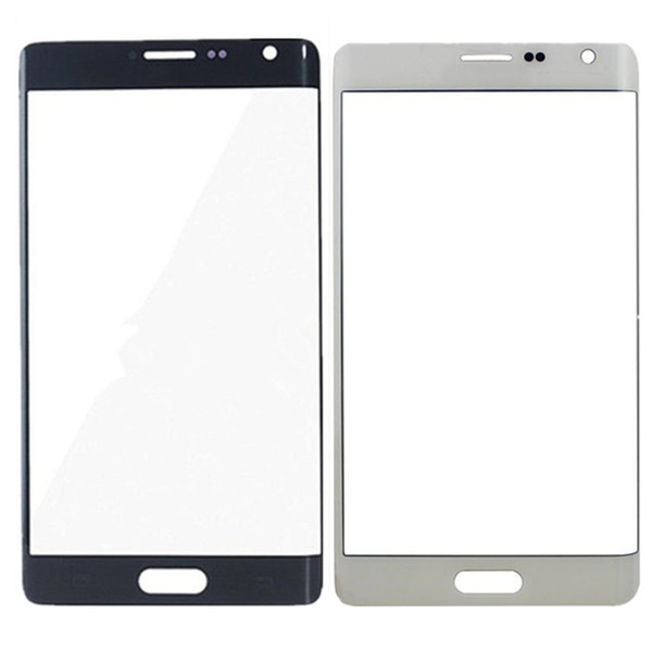 For Samsung Galaxy Note Edge N915 N915F SM-N915F N915FY Front Glass Lens Touch Screen LCD Outer Panel