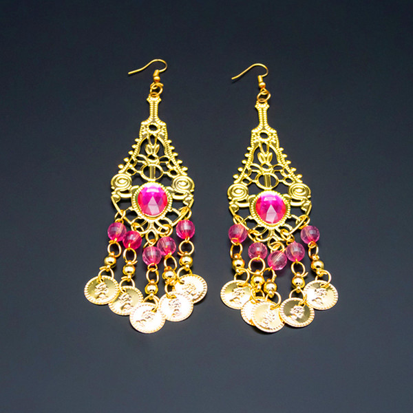 Rose-Earrings