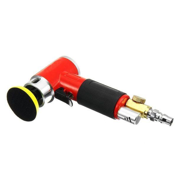 Máquina de lixamento pneumática de alta velocidade 15000rpm da máquina reta do polisher da máquina de lixar do ar do coração de 2 polegadas