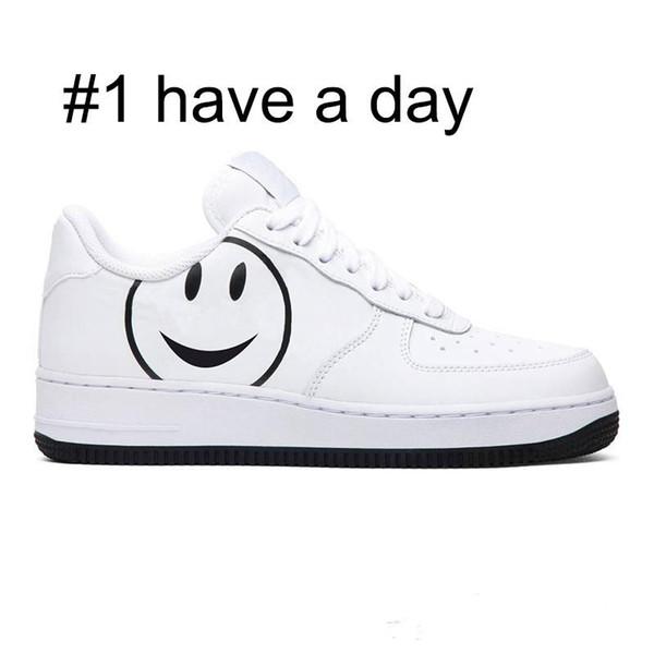 Nr. 1 hat einen Tag