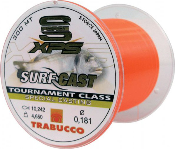 top popular Trabucco S-Force Xps Surf Series Cast monofilament fishing line 300M Ship from Turkey HB-000145528 2019
