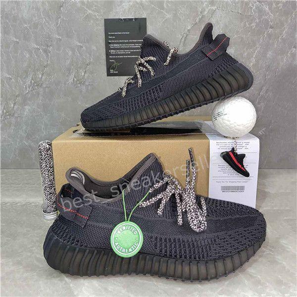 أسود عاكس shoeslace