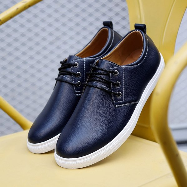 Man Will Code Leisure Time Skate Shoes Fashion Korean Male Shoe Will Code  45 Single Shoe 46 Motion 47 Popular 48 49 Shoes #7198 Skechers Shoes Mens