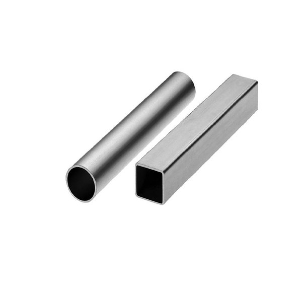top popular ASTM B338 Gr2 Titanium Square Tube and Pipe for Industrial High Purity Titanium Square Tube for Exhaust 2021