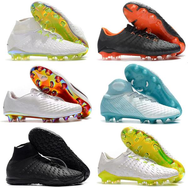 cleats word cup Legend VII FG cheapest soccer shoes Hypervenom Phantom III DF mens Indoor football boots Magista Obra II Outdoor Shoes