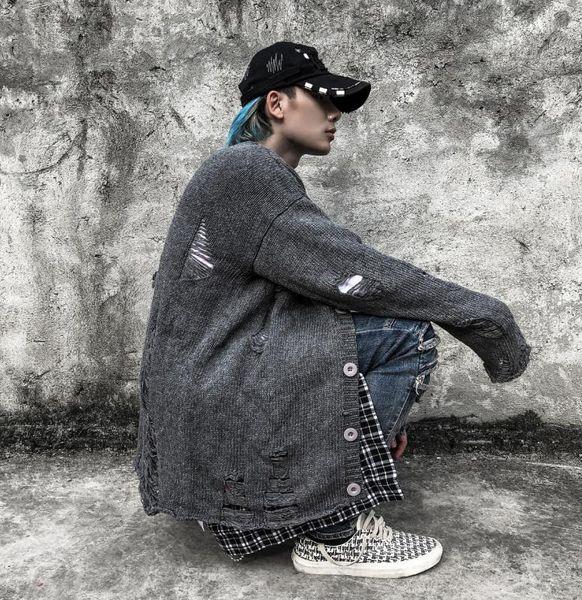 uomo marea Designer cardigan Marchio stampa di alta qualità abbigliamento coppia Loose Street hip hop moda bianco Felpe con cappuccio da uomo in cotone buco serpente 606