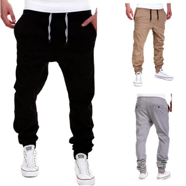 Mens Casual Summer Fashion tideway loisirs hommes Vêtements casual jogger pantalon Vente chaude Full Fashion Pants kargo pantolon # g6 # 387596